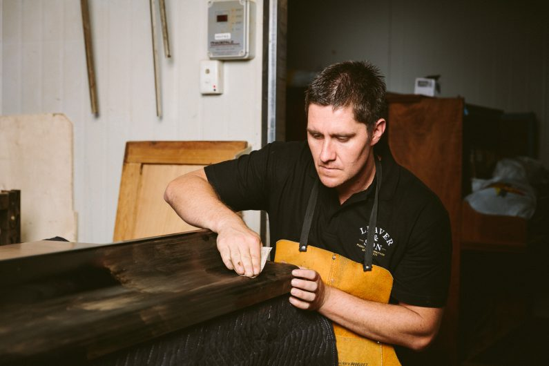 Piano Restoration - traditional and authentic craftsmanship